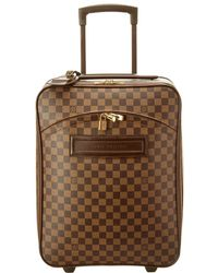 Louis Vuitton - Damier Ebene Canvas Pegase 45 - Lyst