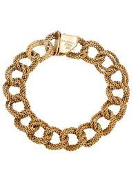 Heritage Tiffany & Co. Tiffany & Co. 18k Bracelet - Metallic