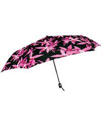 Leighton - Auto Open And Close Light Weight Umbrella - Lyst