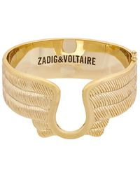 Zadig & Voltaire - Zadig And Voltaire Sienna Bracelet - Lyst