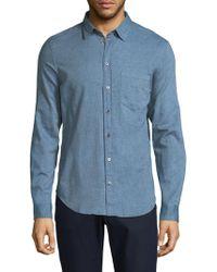 Zadig & Voltaire - Sigmund Polar Shirt - Lyst