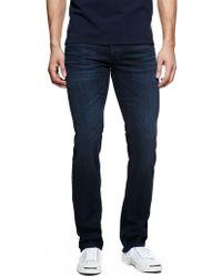 James Jeans - Travis Straight Leg Jeans - Lyst
