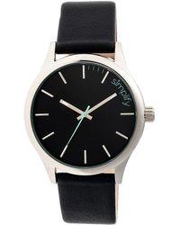 Simplify - Men's The 2400 Watch - Lyst