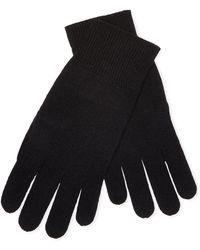 White + Warren - Cashmere Short Glove - Lyst