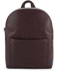 Uri Minkoff - Top Zip Leather Backpack - Lyst