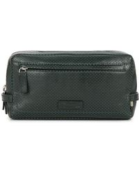 Uri Minkoff - Perforated Leather Wash Bag - Lyst