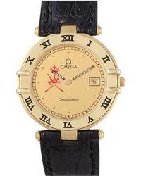 Omega - Omega Constellation Date Quartz Men's 31mm Watch - Lyst