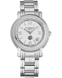 Charriol Men's Parisi Diamond Watch