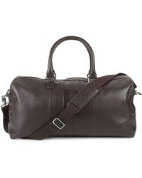 Cole Haan - Leather Travel Bag - Lyst