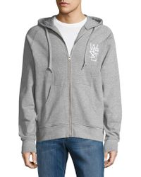 Wesc - Cotton Hooded Jacket - Lyst