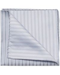 Armani - Patterned Silk Handkerchief - Lyst