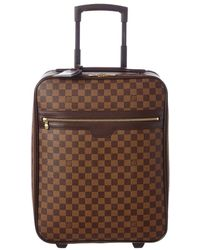 Louis Vuitton - Damier Ebene Canvas Pegase 50 - Lyst