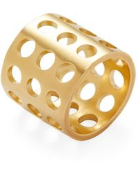 Kelly Wearstler - Cutout Band Ring - Lyst
