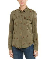Pam & Gela - Pocket Shirt - Lyst