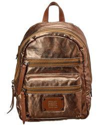 Frye - Ivy Mini Leather Backpack - Lyst