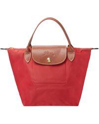 Longchamp - Le Pliage Nylon Small Top Handle - Lyst