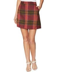 Elorie - Side Seam Pocket Skirt - Lyst