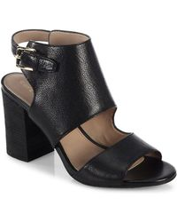 Cole Haan - Kathlyn Leather Sandals - Lyst