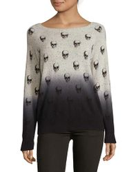 360cashmere - Dip Dye Cashmere Pullover - Lyst