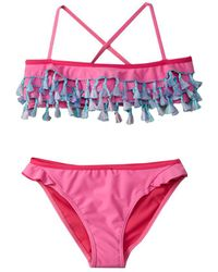 Vigoss - Tassel 2pc Bikini Set - Lyst