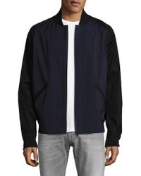 Theory - Ferge Vetiver Jacket - Lyst