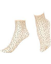Hue - Multi Dot Anklet - Lyst