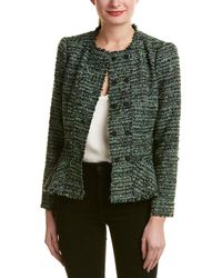 Rebecca Taylor - Boucle Wool-blend Jacket - Lyst