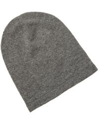 Saks Fifth Avenue - Slouchy Cashmere Beanie - Lyst