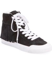 Loeffler Randall - Delaney High-top Sneaker - Lyst