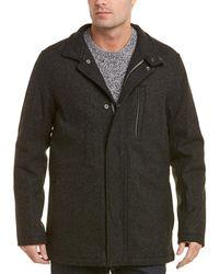 Brooks Brothers - Wool-blend Walking Coat - Lyst