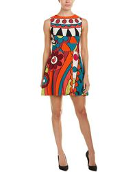 RED Valentino - A-line Dress - Lyst
