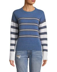 Derek Lam - Wool Blend Stripe Jumper - Lyst