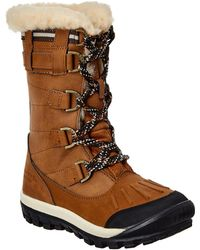 BEARPAW - Desdemona Waterproof Suede Boot - Lyst