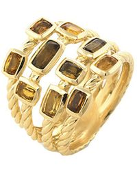 David Yurman - David Yurman Confetti 18k 1.50 Ct. Tw. Gemstone Ring - Lyst