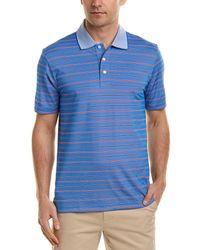 Brooks Brothers - Short Sleeve Stripe Polo - Lyst