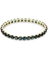 Ippolita - Rock Candy Topaz & Yellow Gold Bangle Bracelet - Lyst
