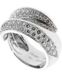 Cartier - Cartier Panthere 18k 1.70 Ct. Tw. Diamond Ring - Lyst