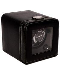 Bey-berk Leather Single Watch Winder Case