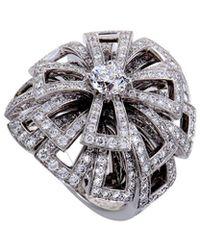 Chanel - 18k 3.58 Ct. Tw. Diamond Ring - Lyst