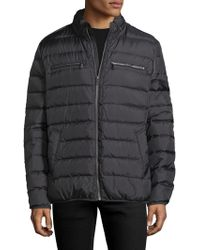 Cole Haan - Down Quilted Jacket - Lyst