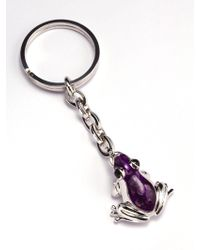 Jan Leslie - Frog Key Chain - Lyst
