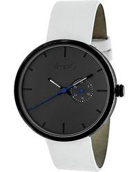 Simplify - Unisex The 3900 Watch - Lyst