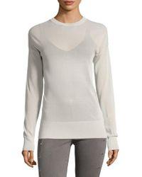 J Brand - Oberon Long-sleeve Sweater - Lyst