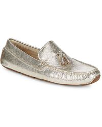 Cole Haan - Rodeo Tassle Driver Shoes - Lyst