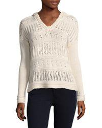 27milesmalibu - Sweater Hoodie - Lyst