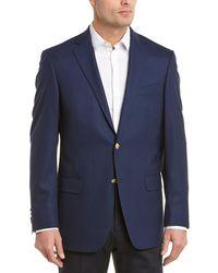 Hart Schaffner Marx - New York Fit Wool-blend Sportcoat - Lyst