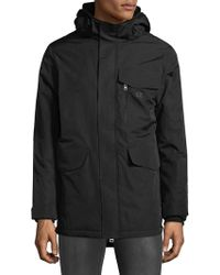 Champion - High Performance Hooded Jacket - Lyst