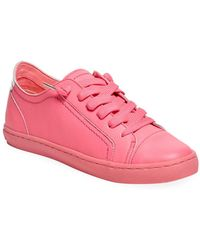 Dolce Vita - Zeze. N Leather Low-top Trainer - Lyst