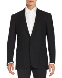 Ralph Lauren   Long Sleeve Cashmere Jacket   Lyst