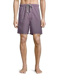 Kenneth Cole - Jam Cotton Pyjama Shorts - Lyst